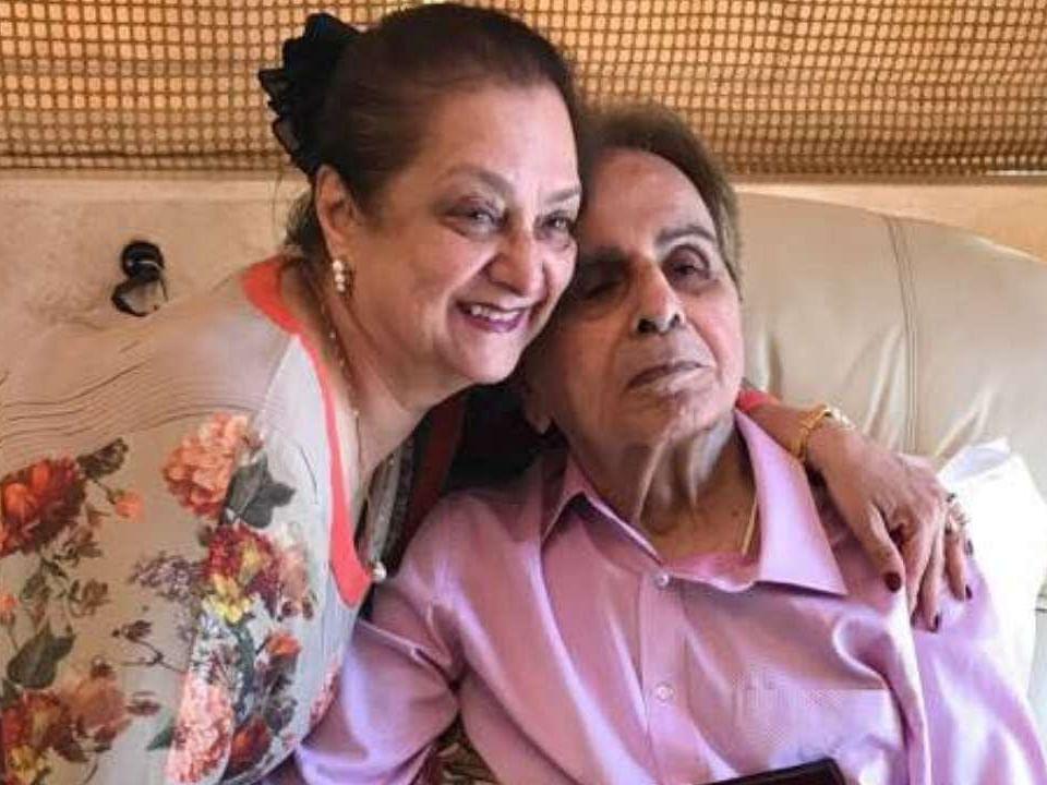 Saira Banu Admitted : ज्येष्ठ अभिनेत्री सायरा बानू रुग्णालयात, प्रकृती चिंताजनक
