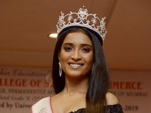 गणेश विसर्जनाला येणार मिस इंडिया मान्या सिंह