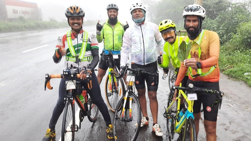53 riders complete 200 km Brevet