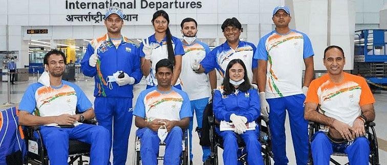 पॅरालिम्पिक स्पर्धेत भारताचे सर्वोत्तम खेळ-प्रदर्शन
