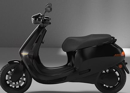 Ola electric scooters