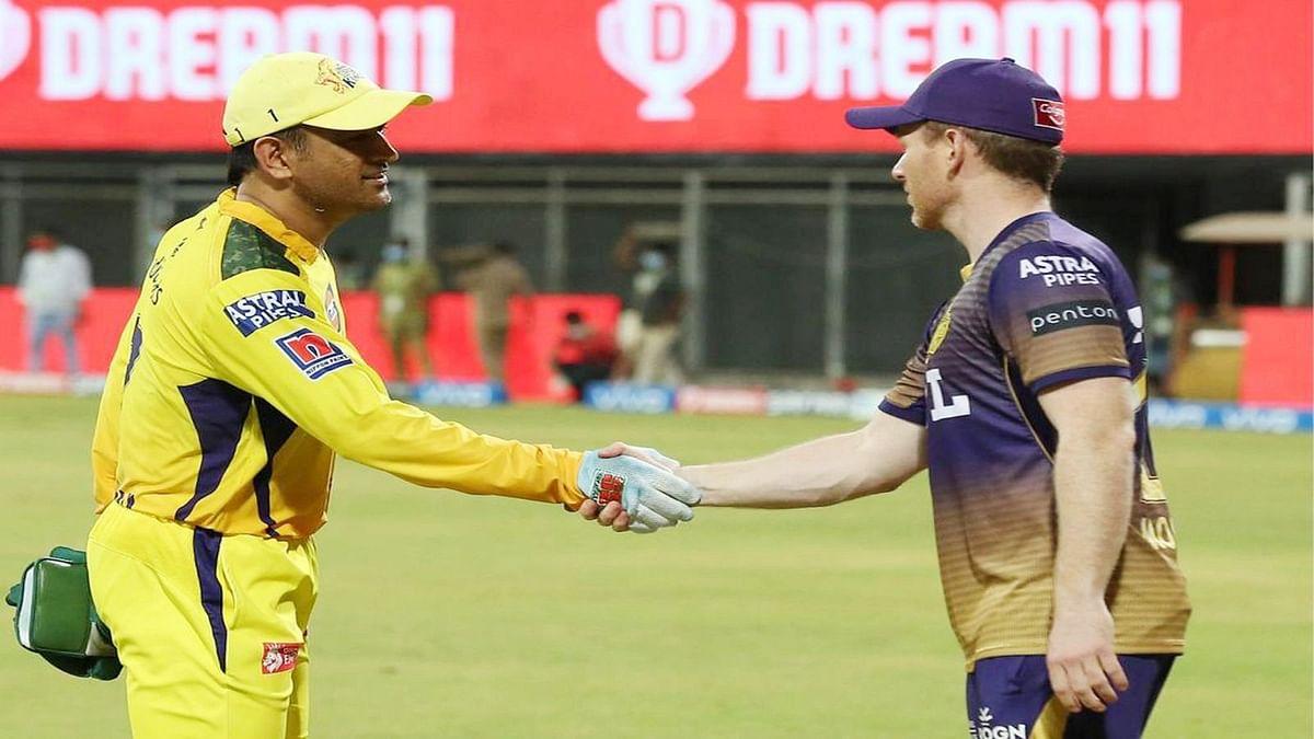 KKR vs CSK : कोलकातावर विजय मिळवून चेन्नई बाद फेरी निश्चित करणार का?