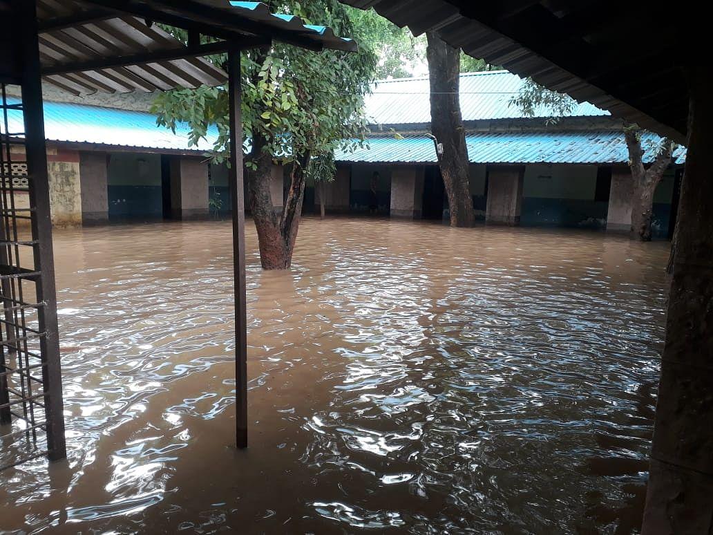 Video उत्तर महाराष्ट्रात सर्वाधिक पाऊस शहाद्यात