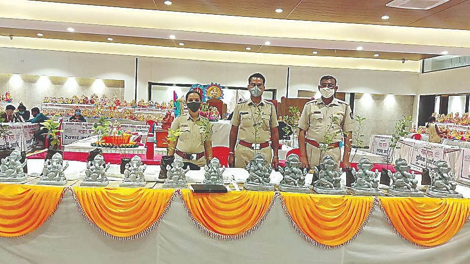 Forest department starts sale of Eco-friendly Ganesha