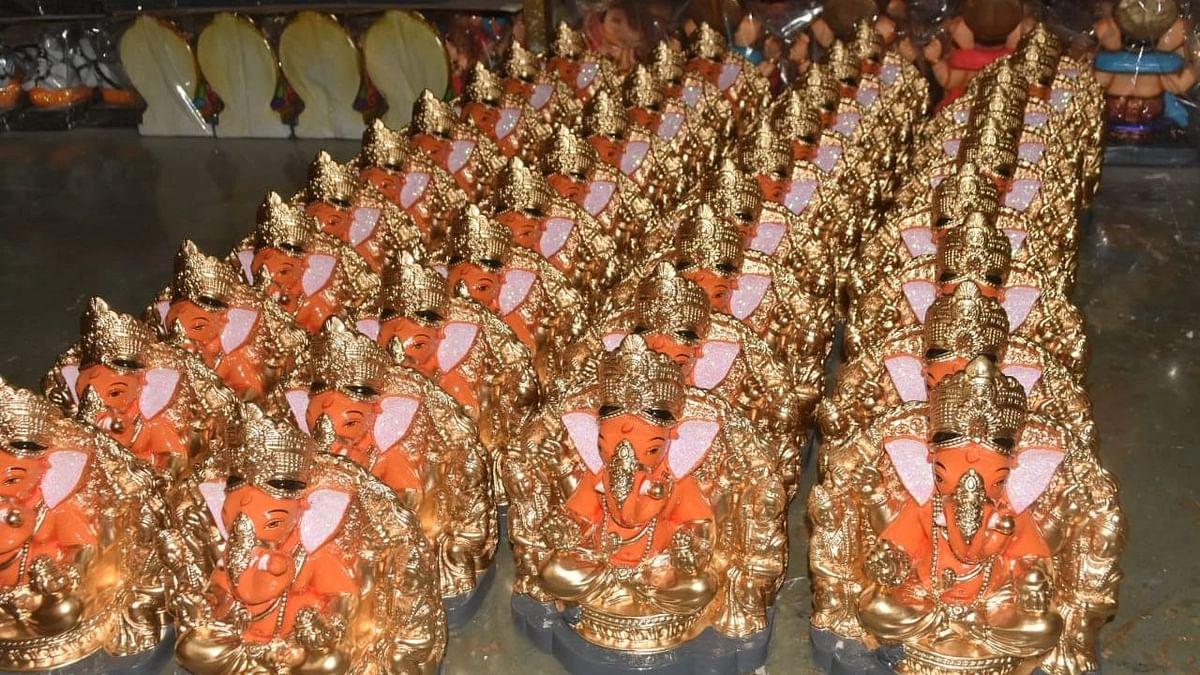 Relief to Ganesh idol sellers