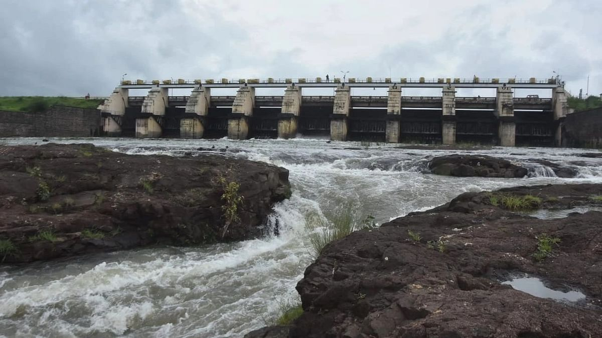 91% water stock in Gangapur dam