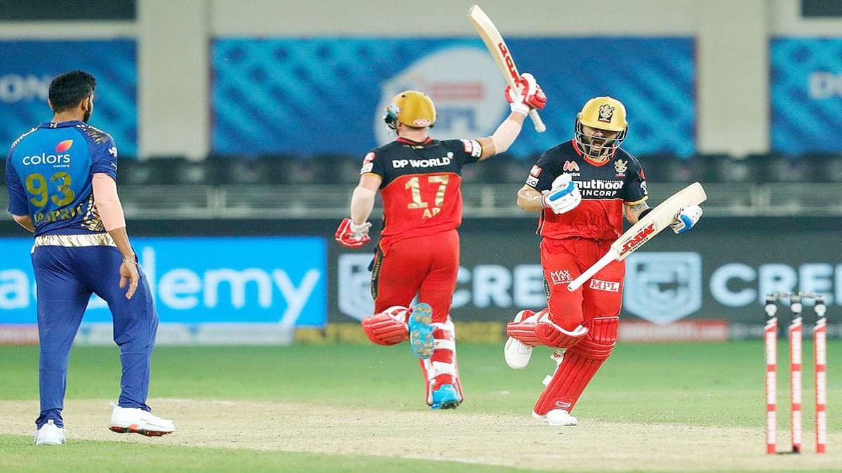 MI vs RCB : मुंबई इंडियन्स विरुद्ध रॉयल चॅलेंजर्स बंगळूर यांच्यात आज मुकाबला