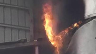 खडकाफाटा परिसरातील कंपनीस आग; गुप्तता पाळल्याने उलटसुलट चर्चा