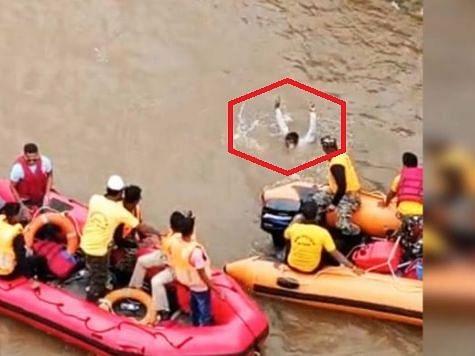 जलसमाधी आंदोलन: राजू शेट्टीच्या आंदोलनाची दखल, उद्या चर्चेला बोलवले