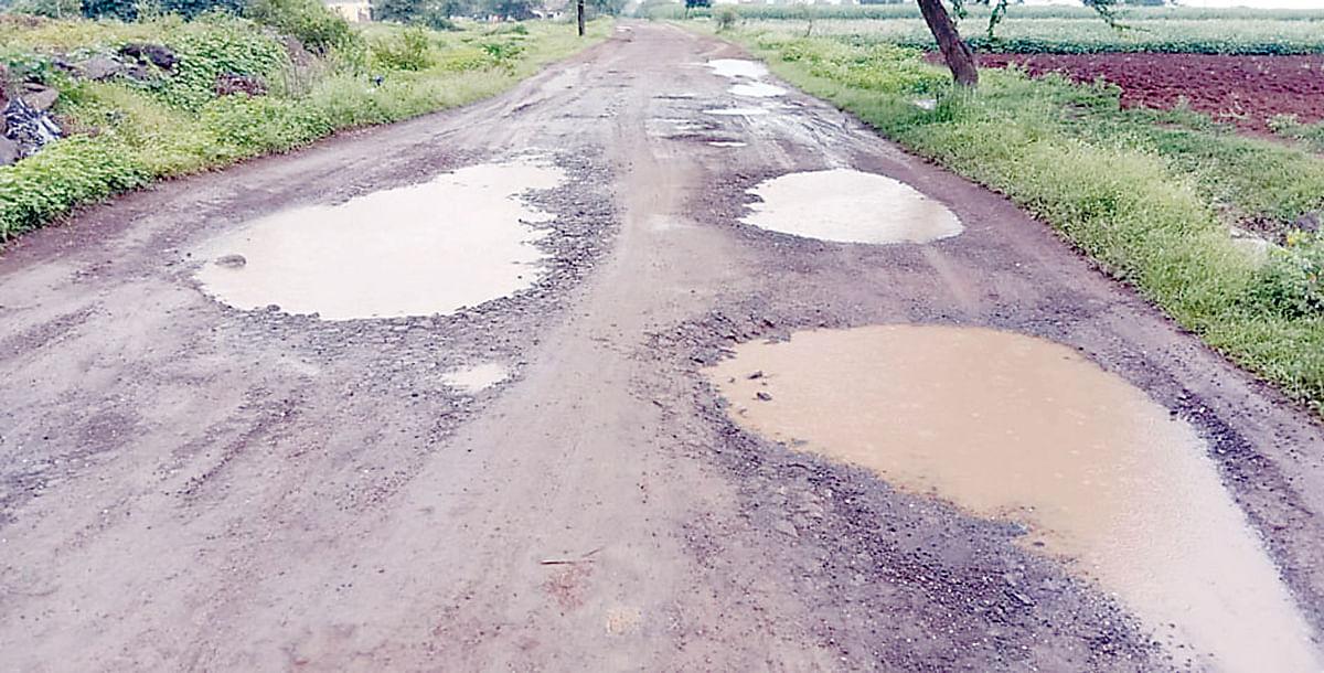 गोदाकाठच्या रस्त्यांची दुरुस्ती कधी?