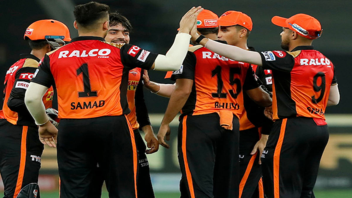 SRH vs RR : हैद्राबादचा दमदार विजय; राजस्थानचा ७ गडी राखून पराभव