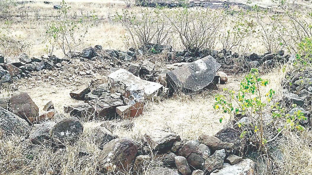 Fort excavations causing damage to historical structures