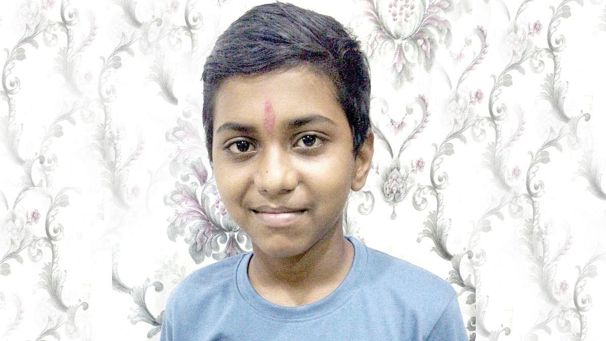 तेरा वर्षीय मुलाचा प्रामाणिकपणा