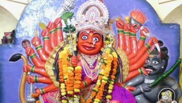 नांदगावचे ग्रामदैवत 'एकविरा देवी'
