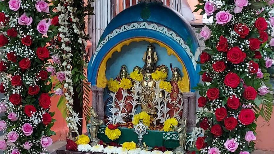 श्री व्यंकटेश बालाजी मंदिरात आजपासून ब्रम्होत्सव