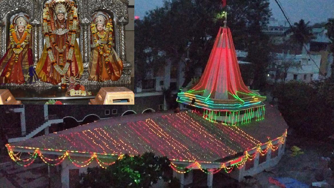 Fees to visit Kalika Mandir in Navratri
