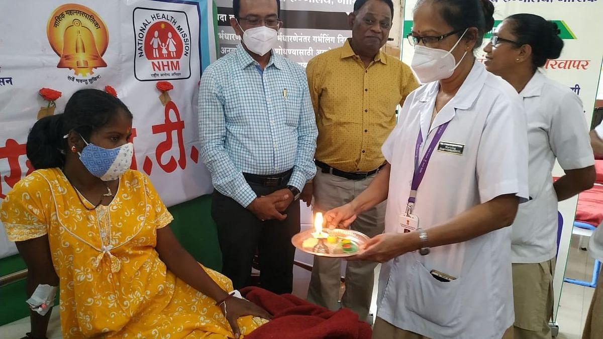 'ति'च्या जन्माच्या स्वागताने फुलले शासकीय रुग्णालय