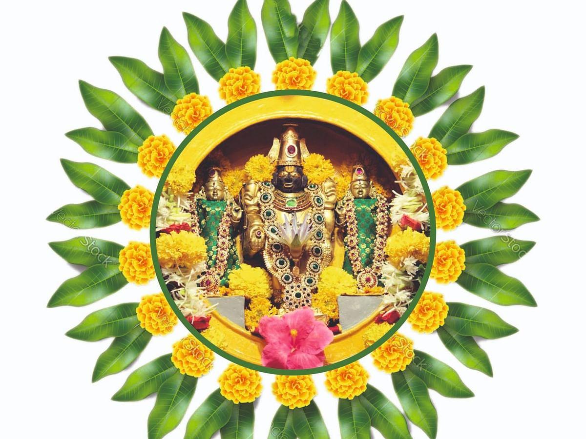 Bramhotsav at Balaji Mandir