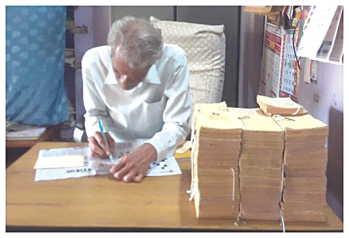 भारतीय डाकसेवेचा ब्रँड अॅम्बेसेडर पत्रमित्र स.ध.भावसार