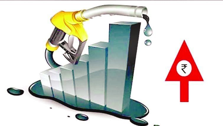 Fuel prices on fire