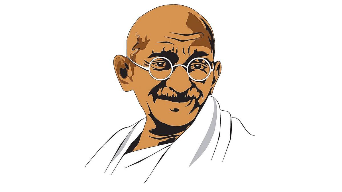 गांधी, अहिंसा आणि पोलीस