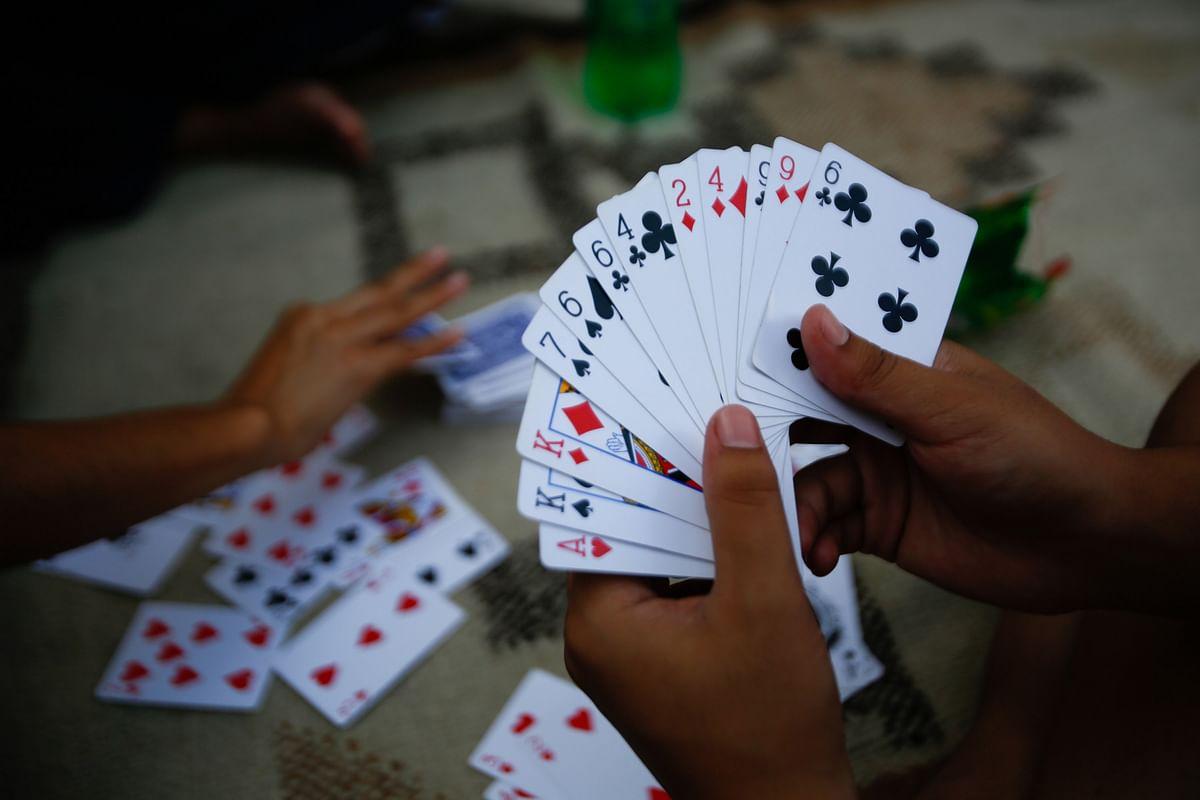 श्रीरामपूर : मातापूर येथे जुगार अड्ड्यावर छापा