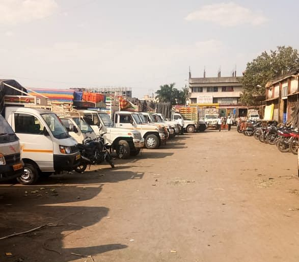 Nashik APMC : Opposition to give warehouse land on lease