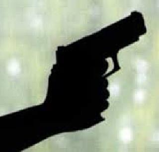 पारनेर तालुक्यात पुन्हा  गोळीबार; तरुण जखमी