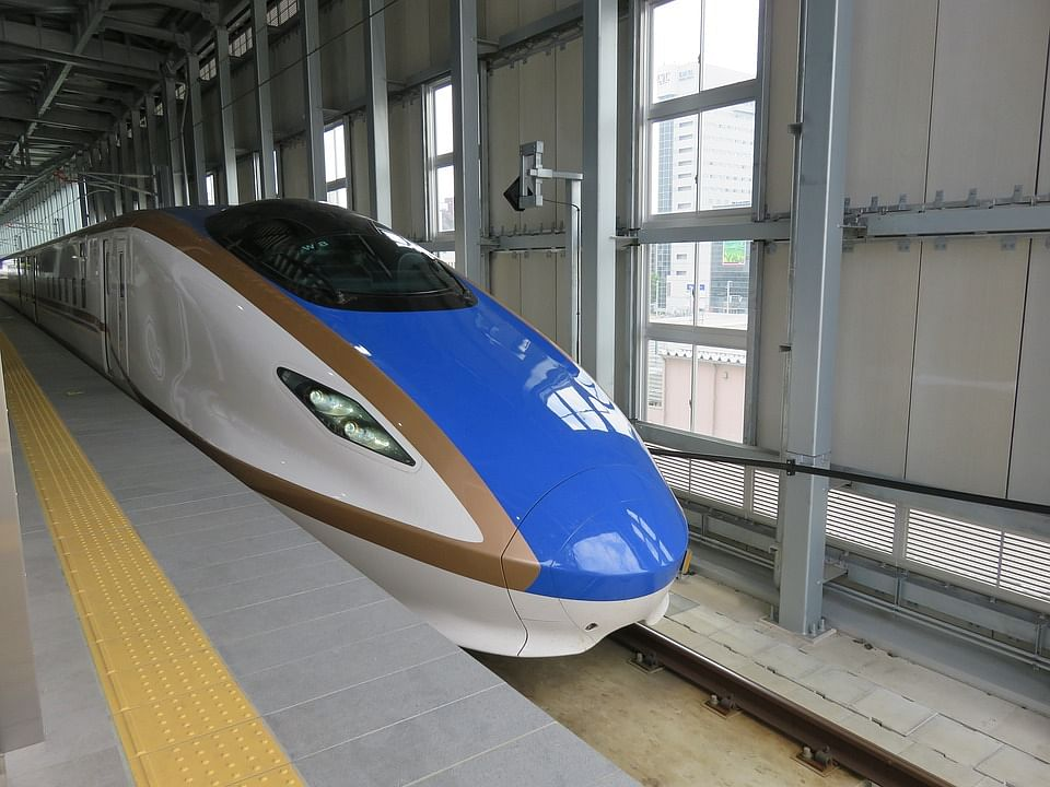 बुलेट ट्रेन : शिवसेनेच्या भूमिकेमुळे केंद्र सरकारच्या अडचणी वाढल्या