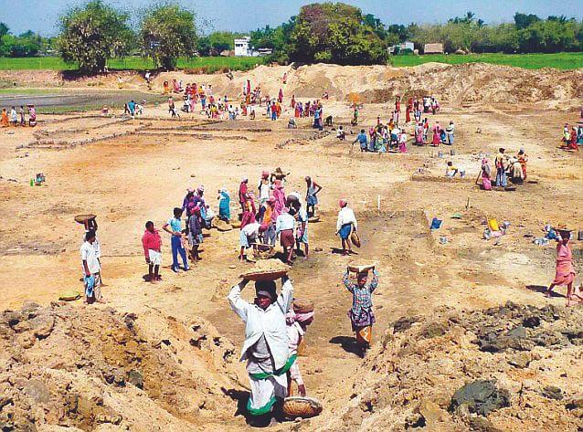MGNREGA : Rs 32 hike in wages; highest in last 10 years