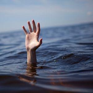 पाण्यात पडून वृद्धेचा मृत्यू