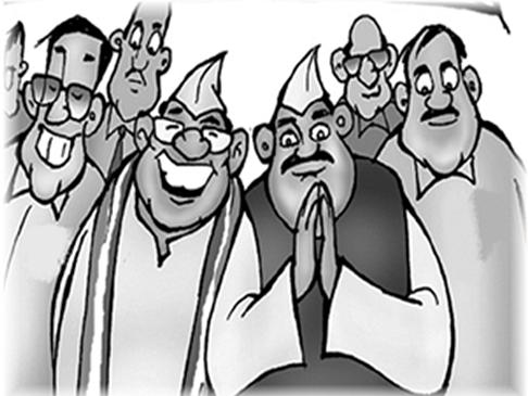 राजकारणातील एकमेकांचे कट्टर विरोधक आले एकत्र, अनेकांना बसला आश्चर्याचा धक्का