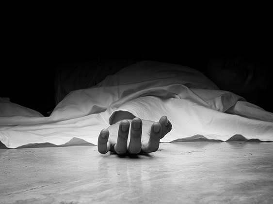 नवीन बी.जे.मार्केट परिसरात वृध्द महिलेचा मृतदेह आढळला