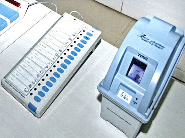 Old Electronic Voting Machines to be destroyed