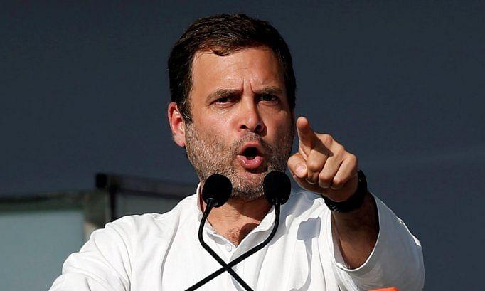 राहुल गांधींचा मोदी सरकारवर घणाघात