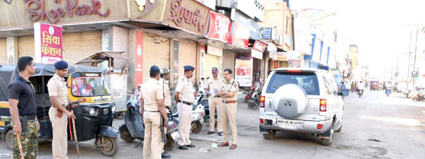 Above 8k cases booked against lockdown violators in past 92 days