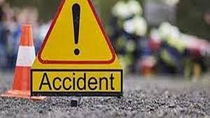 शिर्डी महामार्गावरील अपघातात दुचाकीस्वार ठार