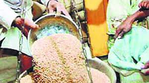 Ration card beneficiaries still do not get food grain for Sept