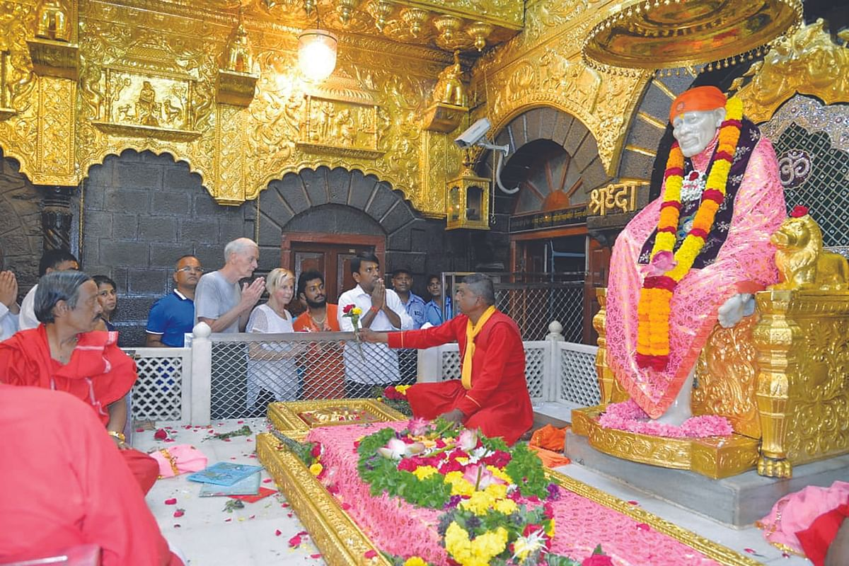 Shirdi Temple receives whopping Rs 287 cr offerings in 2019