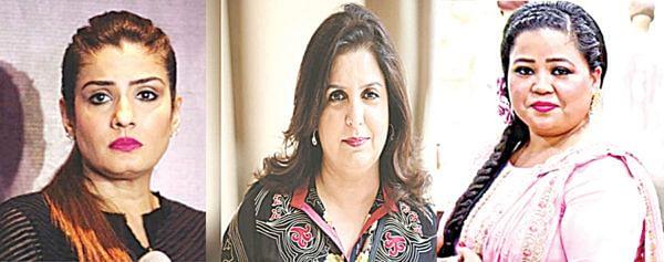 टंडन, खान, भारती विरोधात ख्रिश्चन धर्मीयांचे एसपींना निवदेन