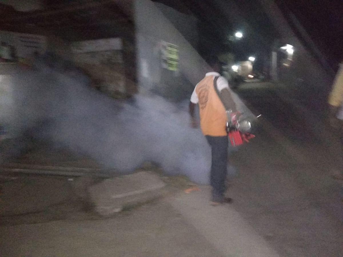 शेवगाव : वरूर येथे डेंग्युसदृश्य आजाराने शाळकरी मुलाचा मृत्यू; आरोग्य विभागाला आली जाग