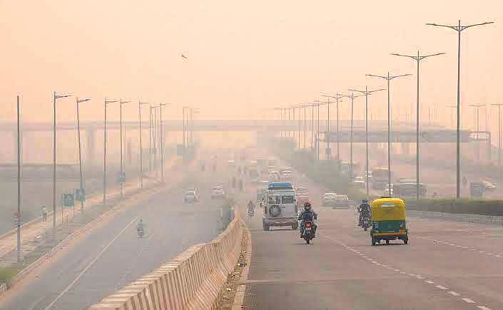 Air Pollution becoming serious issue in Nashik