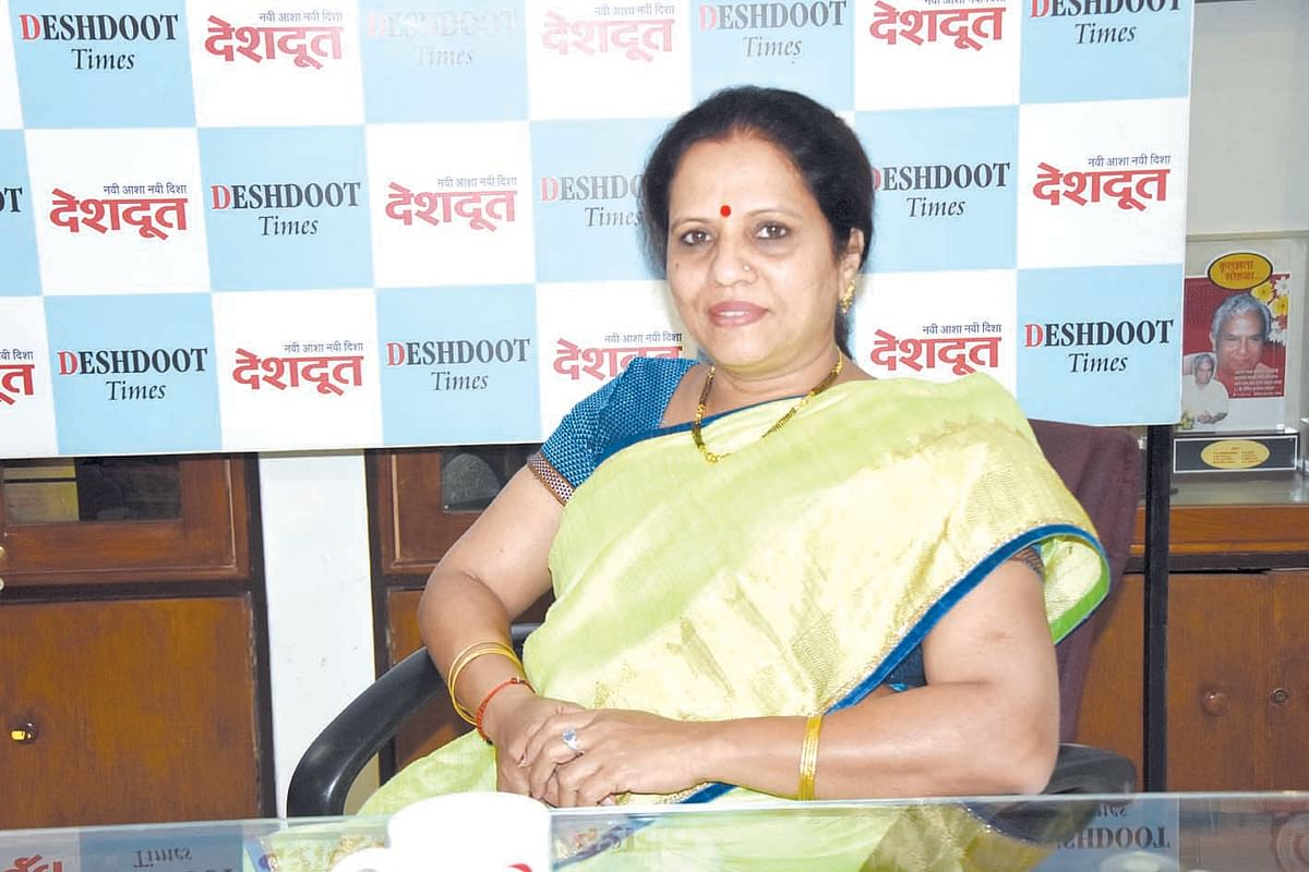 VIDEO: Committed to inclusive development of Nashik: MLA Pharande