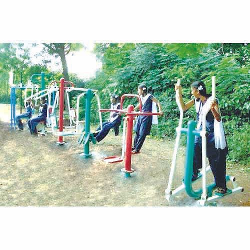 Green gym : Awareness holds key