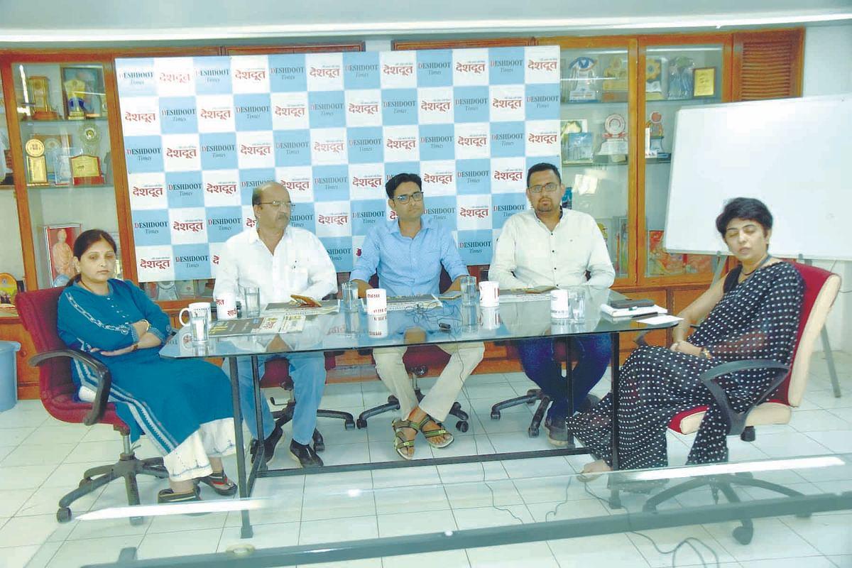 Deshdoot Samvad Katta: Collective efforts of society needed for avoiding food wastage