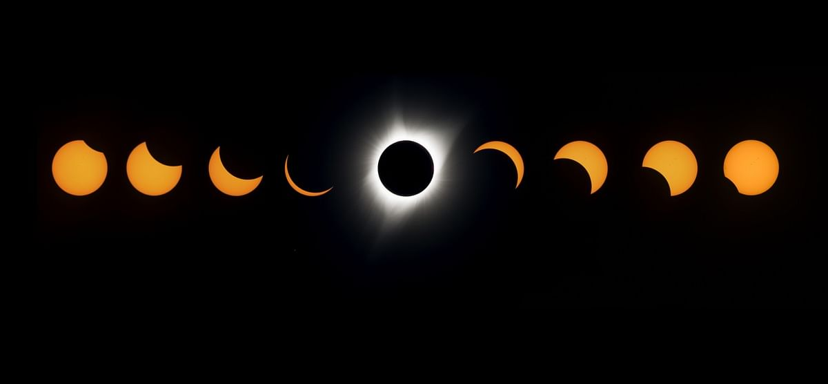 No 'ring of fire' in Nashik but partial solar eclipse today