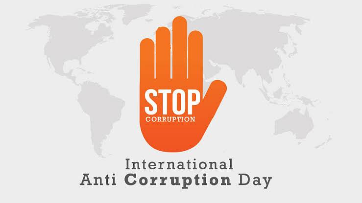 आंतरराष्ट्रीय भ्रष्टाचार निषेध दिवस | भ्रष्टाचार : समाजाला लागलेली कीड
