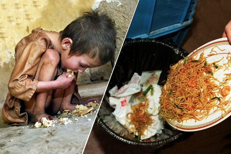 Deshdoot Samwad Katta :  Collective efforts of society needed  for avoiding food wastage