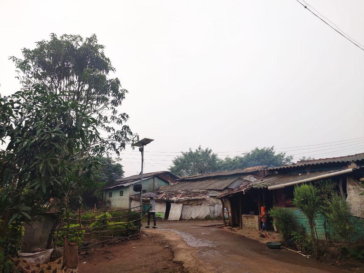 Video | त्र्यंबकेश्वर : हिरडी परिसरात अवकाळी पावसाची हजेरी