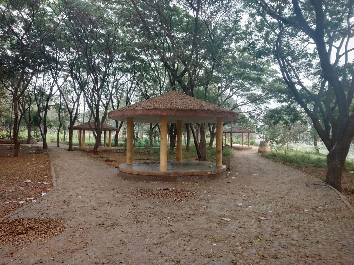 Photo Gallery : रामसृष्टी उद्यान आणि तपोवन पर्यटन हब होण्याच्या प्रतीक्षेत